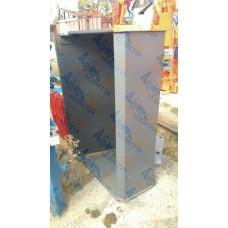 Ковш  ПКУ-0.8-5-04  (0.5м³) (без зубьев)