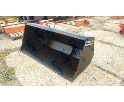Ковш ПКУ-0,8-5 ( 0.8м³ ) ( два ребра жесткости )